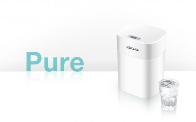 Pure - Ultrafiltration water treatment unit