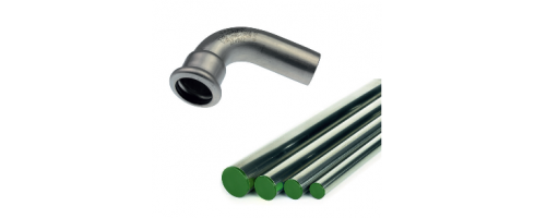 Inox Steel Pipes Connection System