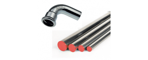 Carbon Steel Pipes Connection System