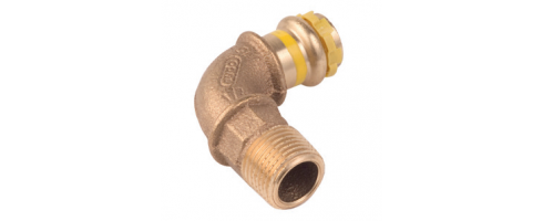 Press Fittings for Gas Applications