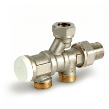 UNIVERSAL ORIENTABLE DISTRIBUTOR FOR 1 AND 2 PIPE SYSTEMS
