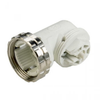 ANGLE ADAPTOR FOR THERMOSTATIC HEAD M30