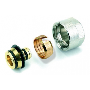 COMPRESSION FITTINGS DECO FOR MULTILAYER PIPES