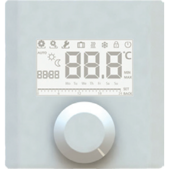 DIGITAL ROOM THERMOSTAT FOR HEATING
