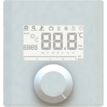 DIGITAL ROOM THERMOSTAT FOR HEATING AND COOLING